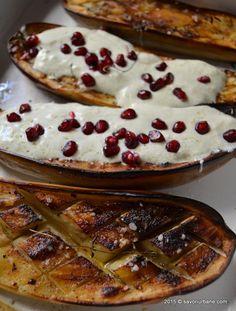 Vinete la cuptor cu lapte batut si ulei de dovleac Savori Urbane (7) Romanian Food, Eggplant Recipes, New Recipes, Camembert Cheese, Dairy, Food And Drink, Pie, Desserts, Food Ideas