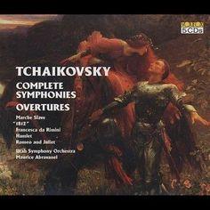 Abravanel-Utah Sym. - TchaikovskyComplete Sym
