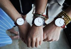 (Photo via IG: cashmereconfessions)  Enjoy 15% off when you order on www.danielwellington.com. Use promo code SHACOCHIS.  There are great bundle deals and free worldwide shipping!