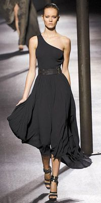 Lanvin dress, Spring 2011 Collection