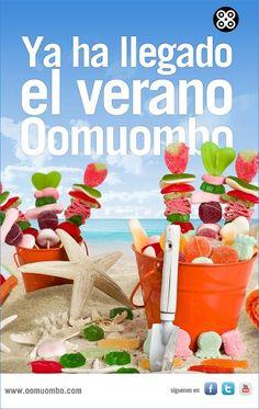 Llega el verano a Oomuombo. Acércate a nuestras tiendas y descubre nuestras novedades #oomuombo #summertime