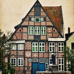 Museo de Buxtehude by Euge de la Peña on Flickr.