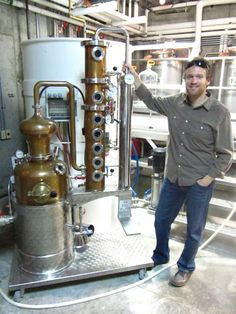 High West Distillery 007LR High West Distillery, Gin Distillery, Brewery, How To Make Moonshine, Moonshine Still, Beer Brewing Kits, Home Brewing, Distilling Alcohol, Pot Still