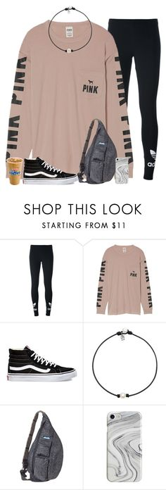 """hacked by @alexislynea-804 ! "" by summerbarnesofficial ❤ liked on Polyvore featuring adidas Originals, Victoria's Secret, Vans, Kavu and Recover"