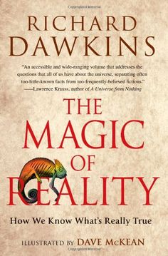 10 best books science and education images on pinterest books the magic of reality how we know whats really true fandeluxe Image collections