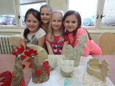 Velikonoce 2014 « Galerie | Vítejte ve školní družině ZŠ Palachova Lessons For Kids, Art Lessons, Pottery Classes, Clay Art, Terracotta, Kids Room, Projects To Try, Ceramics, Crafty
