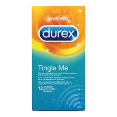 Durex Tingle Me Condooms 12st