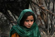Beautiful Pashtun Girl from Afghanistan.