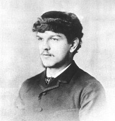 Claude Debussy in his youth