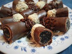 Slatko, slano, pepito i na tufne: Makčići i oblanda sa makom