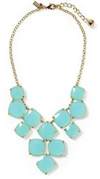 Kate Spade New York Shaken and Stirred Statement Necklace on shopstyle.com.au