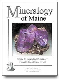 Minerals and gems are found in Maine!