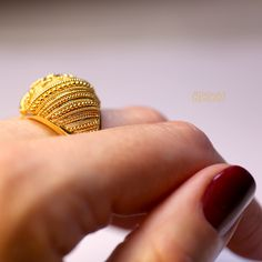 Materials Gold Specifics The face is approx inch wide. The ring will be made to your size by the designer for a perfect fit. Gold Knot Ring, Gold Heart Ring, Gold Rings Jewelry, Jewelry Design Earrings, 14k Gold Ring, 18k Gold, Greek Jewelry, Jewellery Designs, Jewelry Bracelets