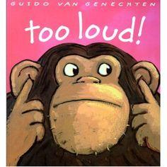 Too Loud! Teaching noise level