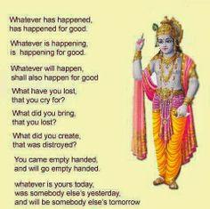 Chapter 14   BHAGAVAD GITA {14 , .01 } THREE MODES OF MATERIAL NATURE (ज्ञान की महिमा और प्रकृति-पुरुष से जगत् की उत्पत्ति)  श्रीभगवानुवाच परं भूयः प्रवक्ष्यामि ज्ञानानं मानमुत्तमम् ।   यज्ज्ञात्वा मुनयः सर्वे परां सिद्धिमितो गताः ॥   Lord Krishna said: I shall further explain to you the supreme knowledge, the best of all knowledge, knowing this all the sages have attained salvation. (14.01)