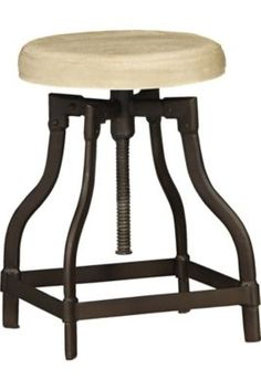 Home fices River City Cushion Stool Home fices