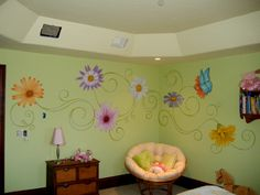 Positive Space - Children's Murals