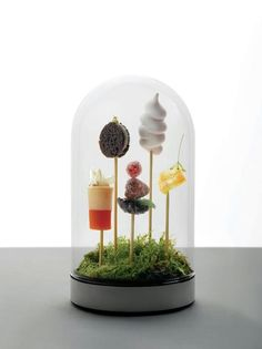 food art | 'octaphilosophy' by Andre Chiang Bukit Pasoh Singapore