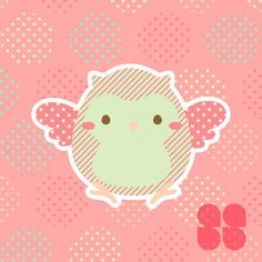 Owl (Style 2) by corpsing, via Flickr
