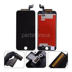 Buy LCD Display Touch Screen Digitizer Frame Assembly For iPhone 6S 4.7 Black USA