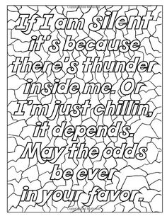 25 best quote coloring pages images in 2019  coloring book coloring pages coloring sheets