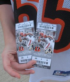 11 Best Cheap Cincinnati Bengals Tickets images | Paul brown stadium