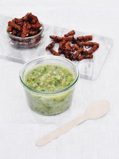 Sambal Goreng Tempeh & Komkommersambal