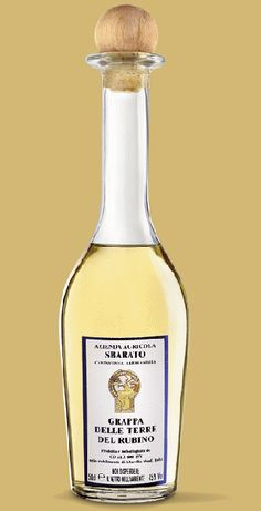 Turin Epicurean Capital: Rubino di Cantavenna: a precious wine. Finally, when everything has been used to make wine, a delicious grappa can still be made! Grappa di Rubino is soft and dry to show us that even after our death, our spirit keeps our talents alive.