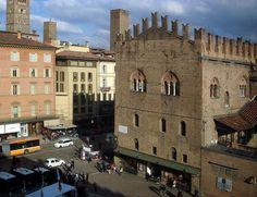 Palazzo di Re Enzo #Bologna