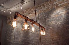 Multi lámpara colgante luminaria globos por JesseLeeDesigns