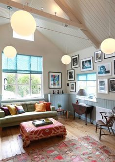Traditional With a Twist: 15 Stunning Modern Country Rooms