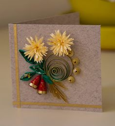 Neli Quilling Art: Preparation for Christmas - 2