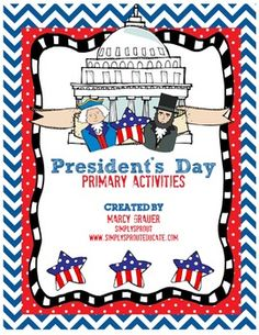 Great activities for President's Day