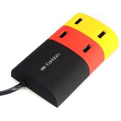 Earldom 5V 6.2A 4 Port HUB USB Charger For Tablet Phone  | eBay