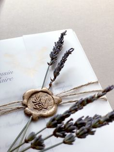 A Summer wedding in Scotland with a south of France flair. All in the details. #jostudiodesign #weddingstationery #weddinginspiration #wedding #customweddinginvitationsuk #artwork #invitations #calligraphy #envelopes #graphicdesign #goldfoil #waxseal #proudlyprinted  #lavender  #classicwedding#allinthedetails #crystalpalace #london #studio
