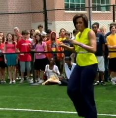 Watch today's segment on FLOTUS's new ban on junk food in schools: www.channelone.com/daily-show/ Discussion Prompt: What do you think about the ban on advertisements for junk food and soda in schools? What could be the possible consequences, good or bad? www.channelone.com/curriculum #news #activities #curriculumactivities #teachingresources #education #lessonplan #FLOTUS #letsmove #junkfoodban #firstlady #michelleobama