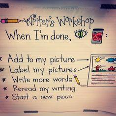 Eberhart's Explorers: Writer's Workshop: Informational Reports
