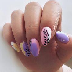 21 отметок «Нравится», 1 комментариев — МАНИКЮР СПБ МОСКОВСКАЯ (@endymion.nails) в Instagram: «Ногти, как конфетки 🤤 🍬🍬🍬🍬🍬🍬🍬🍬🍬🍬🍬🍬🍬🍬 В карусельке видео маникюра и ногти 'до', листай и…» Spring Nail Art, Spring Nails, Summer Nails, Infinity Nails, Nailart, Abstract Nail Art, Gelish Nails, Dream Nails, Nail Decorations