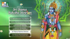 Sri Rama Raksha Stotram - Sri Rama Bhakthi Geethalu - Lord Rama Songs