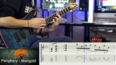 Periphery - Marigold Guitar Cover TAB