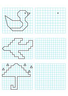 Symmetry Worksheets, Preschool Worksheets, Preschool Learning, Drawing Activities, Motor Skills Activities, Infant Activities, Visual Perception Activities, Colegio Ideas, Recycled Toys