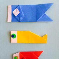 ※ 折り鶴などの伝承作品以外の折り紙作品には創作者が存在します 創作者に無断で、画像や動画で折り方の公開をすることは 絶対におやめください 日本折紙学会のガイドライン         「金太郎」 創作:kamikey         ***********    ... Japan Crafts, Origami And Kirigami, Child Day, Diy And Crafts, Blog, Carp, Paper Craft, Asian, Paper Envelopes