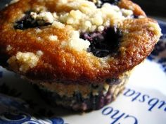 Blueberry Muffin Recipes-Only for Chris!