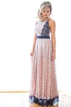 Cute Maxi Dresses – Morning Lavender