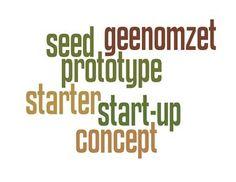 Wij zoeken financiering / kapitaal voor veelbelovende startups, concepten en jonge ondernemingen in de prototype of seed fase