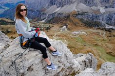 Discovering Via Ferrata in South Tyrol, Italy