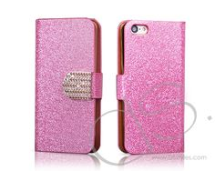 Twinkle Series iPhone 5C Flip Leather Case - Pink http://www.dsstyles.com/product/twinkle-series-iphone-5c-flip-leather-case---pink