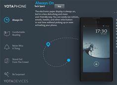 YotaPhone de dos pantallas