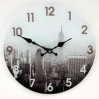 Buy George Home Grey New York Wall Clock from our Clocks range today from George at ASDA. Bedroom Themes, Bedroom Decor, Bedroom Ideas, Bedrooms, New York Bedroom, Grey Clocks, New York Theme, Kitchen Wall Clocks, Asda