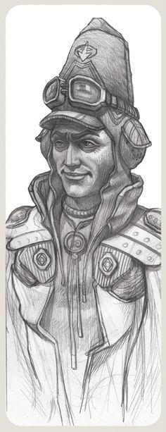 Arzak! Tribute to Moebius by Hernán Dvojak, via Behance